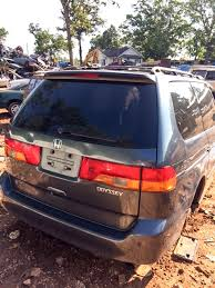 honda odyssey car parts auto parts u pull home what we do current scrap price and