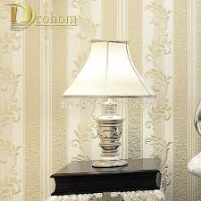 Simple European Living Room Design by Aliexpress Com Buy Simple European Style Leaf Striped Damask