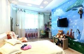 fresque chambre bébé fresque murale chambre enfant peinture mur chambre bebe annsinn info
