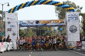 thanksgiving 1989 turkey trot closures limit road access on thanksgiving day dana