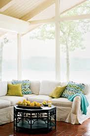 Decorating With Seafoam Green by Lake House Decorating Ideas Southern Living
