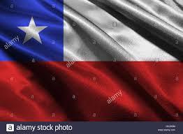 Chile National Flag Chile Flag Chile National Flag 3d Illustration Symbol Stock Photo