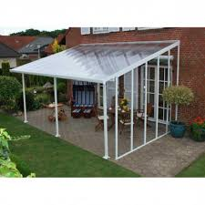 Garden Veranda Ideas Amazing Backyard Veranda With Glass Patio Door Canopy And Lovely