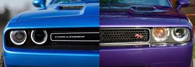 2015 dodge challenger lights a side by side exterior comparison of the 2014 and 2015 dodge