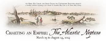 osher map library charting an empire the atlantic neptune osher map library