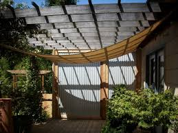 corrugated metal privacy screen deck masters llc portland or