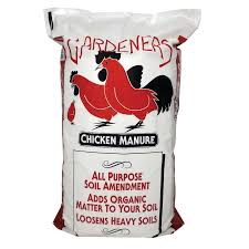 shop gardeners 1 cu ft chicken manure at lowes com