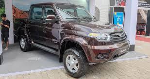 uaz hunter trophy ngó u201d giá bán 3 mẫu ôtô uaz tại việt nam