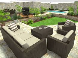Backyard Living Room Ideas 10 Top Ideas For Outdoor Living Roomsketcher Blog