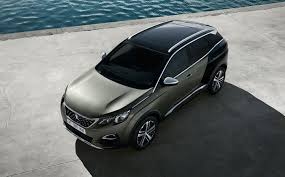 peugeot sport car 2017 peugeot 3008 wins european car of the year
