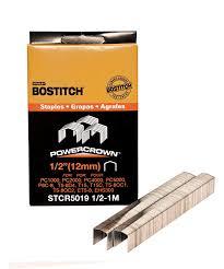 Stapling Resume Bostitch Stcr50191 2 1m 1 2 Inch By 7 16 Inch Heavy Duty