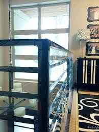 Banister Safety Diy With Style How To Child Proof Horizontal Railings Blue I Style