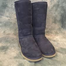 ugg s emalie boot 51 ugg shoes ugg navy boot from