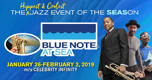 lineup blue note at sea the hippest coolest jazz event of