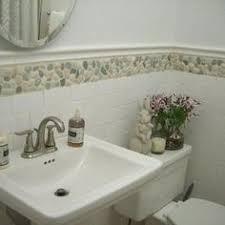 bathroom tile border ideas simple sink design applied in luxurious bathroom vanity with great