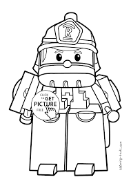 poli coloring pages roy for kids printable free