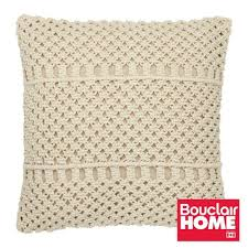 Bouclair Home Decor Bouclair Macrame Collection Bouclair Home Collection Spotlight