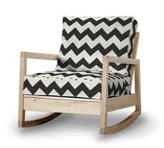 chaise bascule ikea ikea lillberg housse pour chaise fauteuil à bascule hamptons zic zac