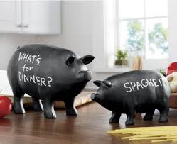 pig kitchen canisters pig themed kitchen accessories trendyexaminer