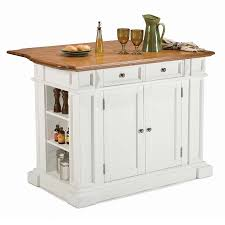 kitchen islands lowes shop home styles white farmhouse kitchen island at lowes