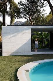 tepoztlan lounge modern concrete bungalow by cadaval u0026 sola morales