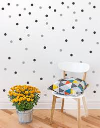 compare prices on small wall decor online shopping buy low price polka dots wall decal diy 2color 140 polka dot small polka dots decal kids wall decoration