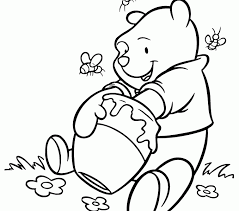 pooh coloring pages coloring pages adresebitkisel