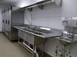 terrific commercial kitchen plumbing design 64 in free kitchen