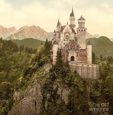 Castle For Sale by German Castle Neuschwanstein Photograph By Padre Art