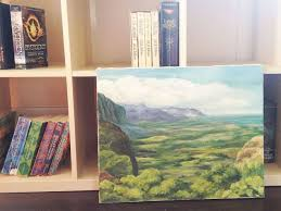 thrift store painting upcycle hometalk