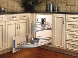 Kitchen Corner Cupboard Ideas Corner Cabinet For Kitchen Sink Monsterlune
