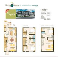 floor plans living stone townhomes