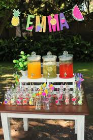 pool party ideas a swimming backyard decoration mylar letters swimming 21st birthday