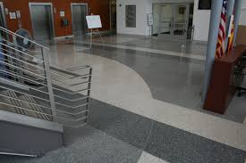 terrazzo flooring commercial flooring arizona concrete repair