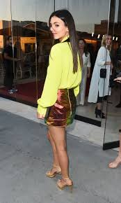 The Highlight Room Victoria Justice At The Highlight Room Opening In Hollywood