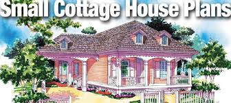 cottage home plans small small cottage house plans sater design collection home plans