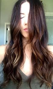 balayage hair painting babylights dimensional brunette for my
