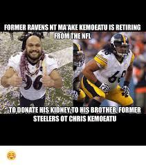 Ravens Steelers Memes - 25 best memes about steelers steelers memes