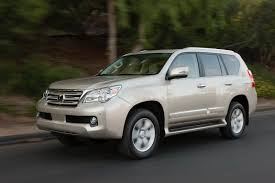 lexus suv consumer reports consumer reports labels 2010 lexus gx 460 as a