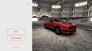 2015 mustang customizer ford launches mustang customizer for android apple and pcs w