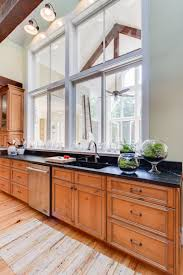 Kitchen Pine Cabinets Knotty Pine Kitchen Cabinets Kitchen Traditional With Cherry Wood