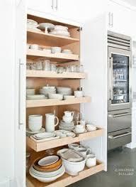 Extra Kitchen Storage Ideas Extra Tall Corner Larder Tower Unit With Full Extension Corner