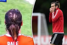 gareth bale hairstyle photos euro 2016 wales gareth bale hair loss reveals shocking bald