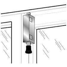 Patio Door Bolt Lock Window Sliding Door Hardware