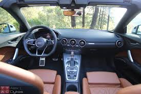mazda roadster interior 2016 audi tt roadster interior 003 the truth about cars