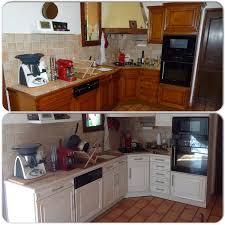 moderniser une cuisine réalisations moderniser une cuisine en bois foncé aix en provence