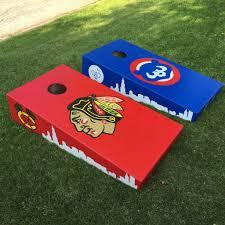 custom bean bag boards