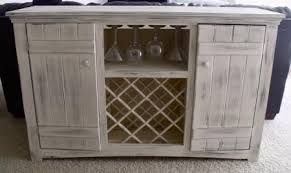 sideboard cabinet with wine storage farmhouse wine buffet do it yourself home projects from ana white