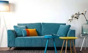 canap en velours cotel canape velours cotele affordable canap bleu en velours et pieds en