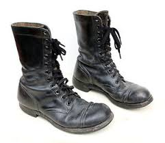 s boots size 9 vintage panco us combat boots or earlier s
